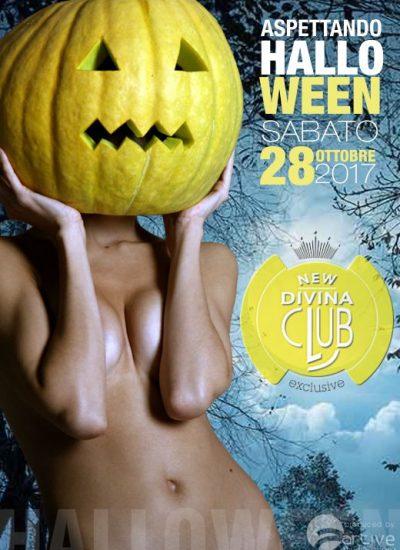 Halloween Party al new divina club