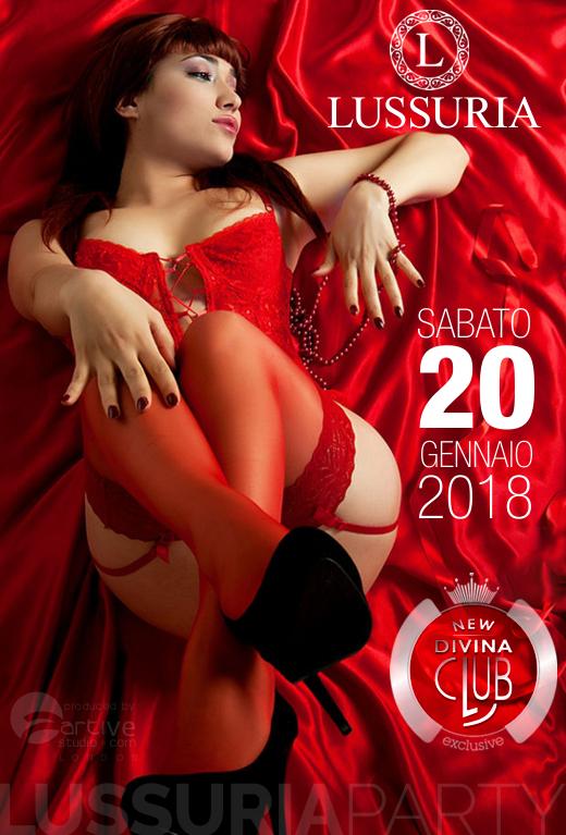 Lussuria Party al New Divina Club