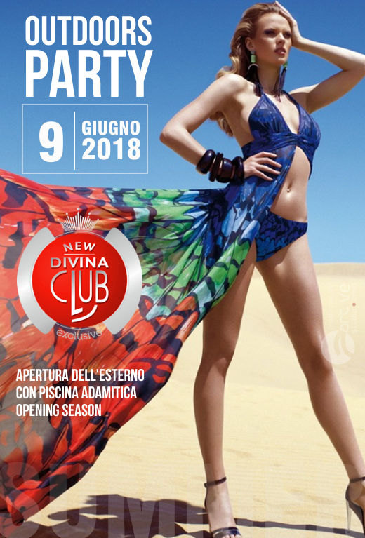 Outdoors Party al New Divina Club